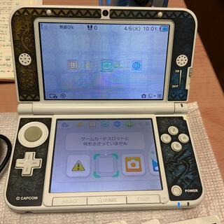 ニンテンドー3DS - 3ds ll 本体 sd ARカード 説明書 充電コードつき