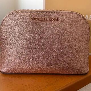 Michael Kors - 美品 Michael Kors マイケルコース ラメ ポーチ