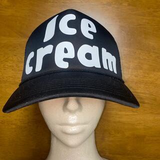 アイスクリーム(ICE CREAM)のICECREAMアイスクリーム(キャップ)