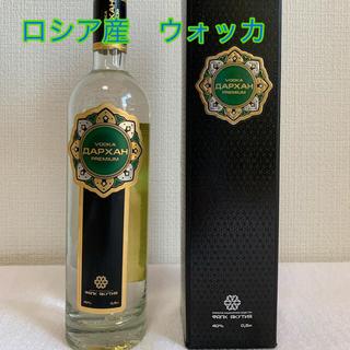未開栓 ウォッカ ロシア産 ダルハンプレミアム(蒸留酒/スピリッツ)