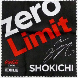 エグザイル(EXILE)のネームボトルタオル 「コカ・コーラ ゼロ×EXILE」非売品(ノベルティグッズ)