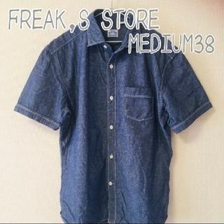 FREAK'S STORE - フリークスストア デニムシャツ M メンズ