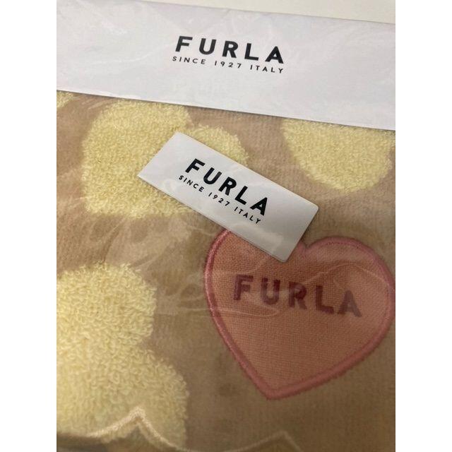 Furla(フルラ)のFURLA  タオルハンカチ 【新品・未使用】 レディースのファッション小物(ハンカチ)の商品写真