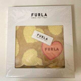 Furla - FURLA  タオルハンカチ 【新品・未使用】