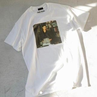 apart by lowrys - apart by lowrys  Twin PeaksTシャツ GIRL