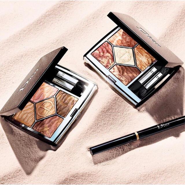 Dior(ディオール)の新品 Dior ディオール サンク クルール クチュール サマー デューン699 コスメ/美容のベースメイク/化粧品(アイシャドウ)の商品写真