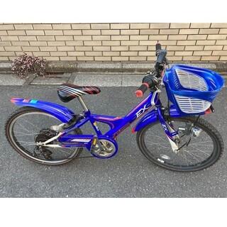 ブリヂストン(BRIDGESTONE)のブリジストン 自転車 22インチ キッズ ジュニア さいたま(自転車)