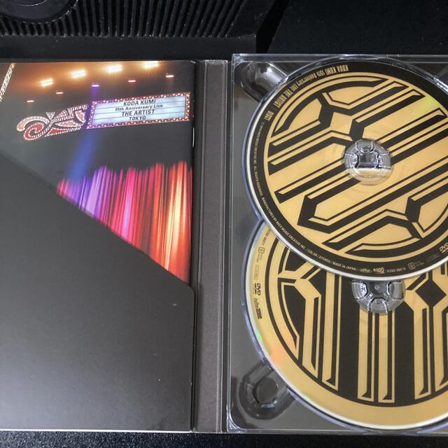 倖田來未/KODA KUMI 15th Anniversary LIVE Th… エンタメ/ホビーのDVD/ブルーレイ(ミュージック)の商品写真