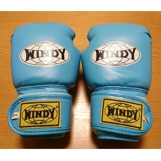 【中古】WINDY ボクシンググローブ M&Lサイズ(ボクシング)