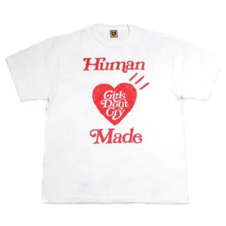 GDC - Girls Don't Cry human made Tee M
