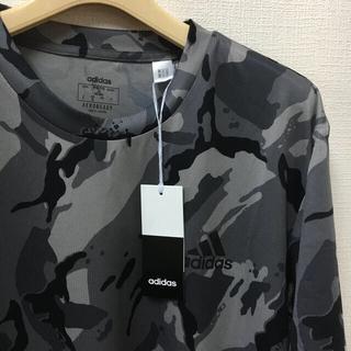 adidas - 新品未使用adidasアディダス迷彩柄TシャツXL