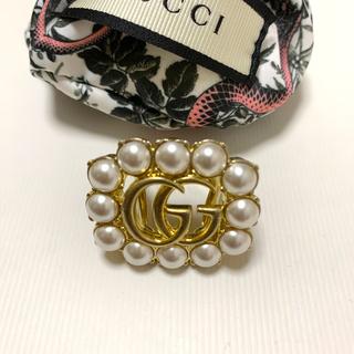 グッチ(Gucci)のGucci リング GGマーモント (リング(指輪))