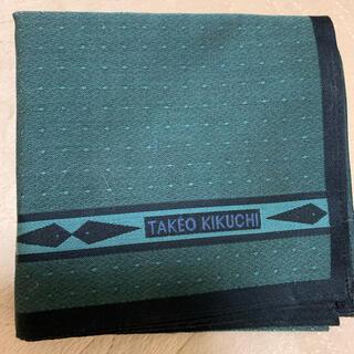 タケオキクチ(TAKEO KIKUCHI)のTAKEO KIKUCHIハンカチ(ハンカチ/ポケットチーフ)