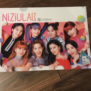 NIZIU クリアファイル
