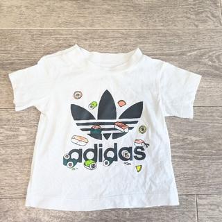 アディダス(adidas)のアディダスadidasスタンスミスベビー服Tシャツスシ限定デザイン子供服(Tシャツ)
