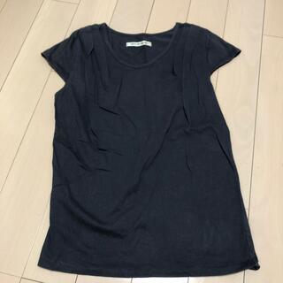 グリーンレーベルリラクシング(green label relaxing)のgreen label relaxingのダークグレーTシャツ(Tシャツ(半袖/袖なし))