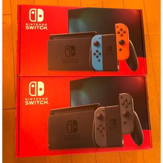 Nintendo Switch - 【新品未開封品】ニンテンドースイッチ Nintendo Switch本体 セット