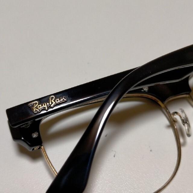 Ray-Ban(レイバン)のレイバン眼鏡  クラブマスター好きにもいかが? メンズのファッション小物(サングラス/メガネ)の商品写真