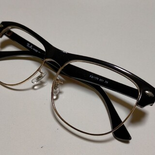 Ray-Ban - レイバン眼鏡  クラブマスター好きにもいかが?