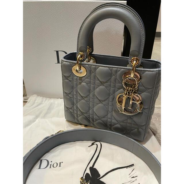 Christian Dior(クリスチャンディオール)のchristian dior my lady dior 2019年正規品値下げ! レディースのバッグ(ショルダーバッグ)の商品写真