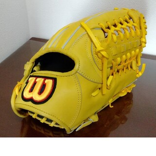 wilson - ウイルソン 硬式グラブ 内野手用 未使用