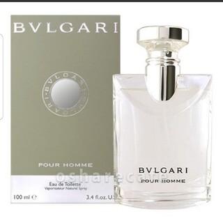 BVLGARI - 新品未開封ブルガリ100mlプールオム柑橘系 定番 香水 パフューム
