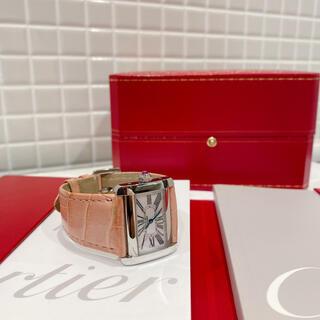 Cartier - カルティエ ミニタンク ディヴァン 稼働品