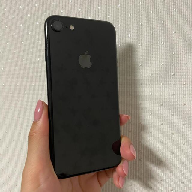 Apple(アップル)のiPhone7 【汚れあり】 本体 端末 SIMフリー スマホ/家電/カメラのスマートフォン/携帯電話(スマートフォン本体)の商品写真