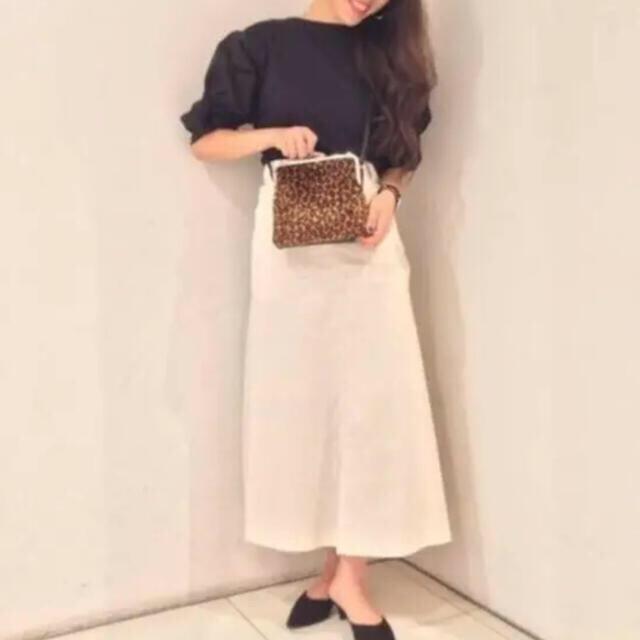 LOWRYS FARM(ローリーズファーム)のセミフレア スカート  レディースのスカート(ロングスカート)の商品写真