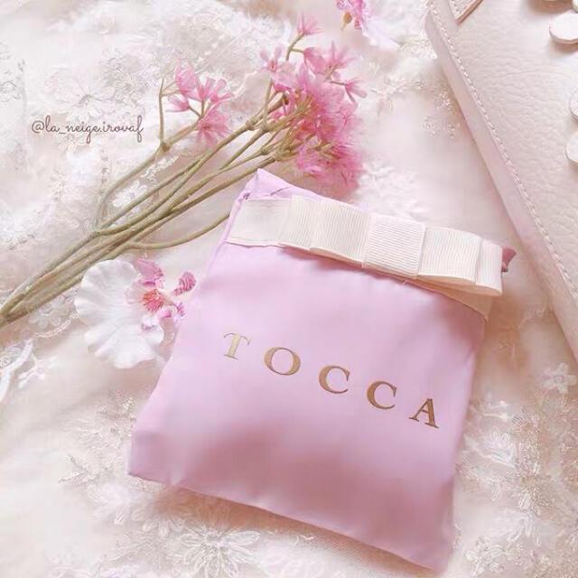 TOCCA(トッカ)の美人百花9月号 TOCCA エコバッグ レディースのバッグ(エコバッグ)の商品写真