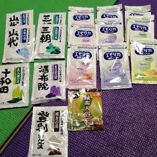 ツムラ - 入浴剤 エモリカ ツムラ等 17個