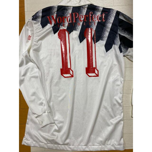 浦和レッズ 1992 選手支給ユニフォーム スポーツ/アウトドアのサッカー/フットサル(ウェア)の商品写真