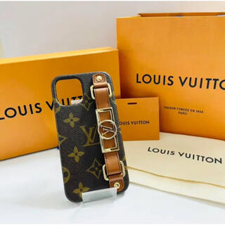 LOUIS VUITTON - 希少! ルイヴィトン バンパー ドーフィーヌ  iPhone12
