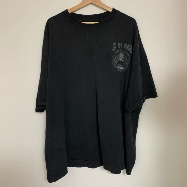 Harley Davidson(ハーレーダビッドソン)のハーレーダビットソン Tシャツ 3XL  古着 メンズのトップス(Tシャツ/カットソー(半袖/袖なし))の商品写真