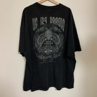 Harley Davidson - ハーレーダビットソン Tシャツ 3XL  古着
