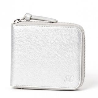 STUDIO CLIP - 新品✨タグ付き♪ がま口が可愛い💓二つ折り財布 グレー