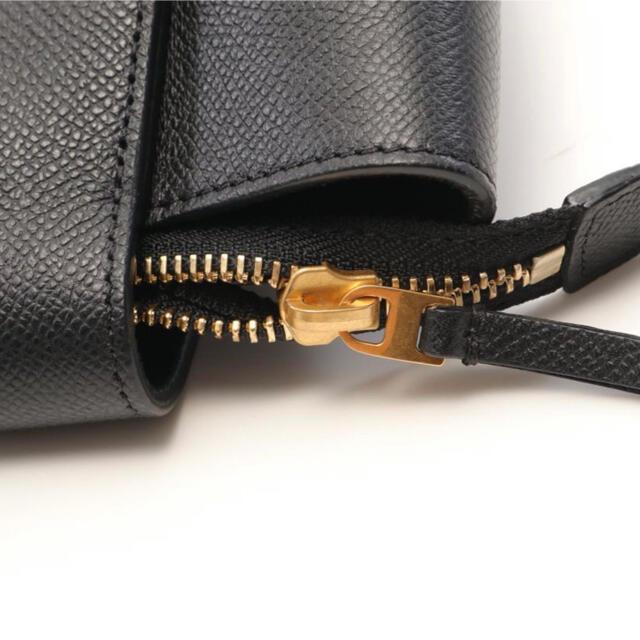 celine(セリーヌ)のセリーヌ CELINE ベルトバッグ ナノ ハンドバッグ レザー ブラック レディースのバッグ(ショルダーバッグ)の商品写真