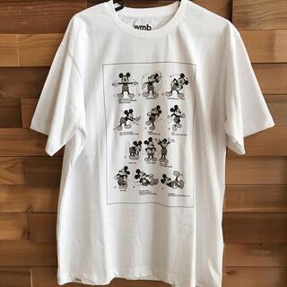 体操ミッキー Tシャツ ワークマンプラス(Tシャツ/カットソー(半袖/袖なし))