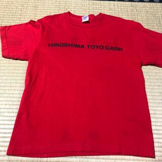広島東洋カープ - カープ☆Tシャツ☆バックプリント☆Sサイズ
