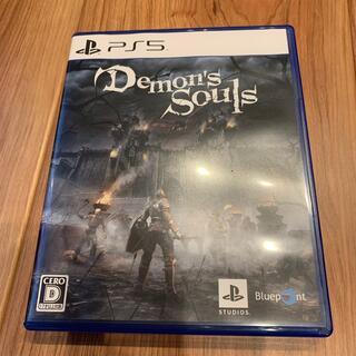 プレイステーション(PlayStation)のDemon's Souls PS5 デモンズソウル ps5(家庭用ゲームソフト)