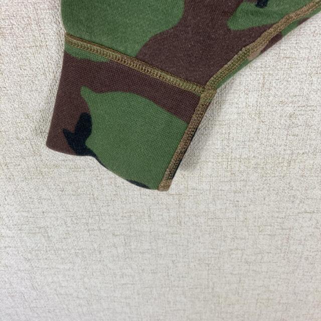 POLO RALPH LAUREN(ポロラルフローレン)のポロ ラルフローレン スウェット トレーナー ビッグロゴ 迷彩柄 希少デザイン メンズのトップス(スウェット)の商品写真