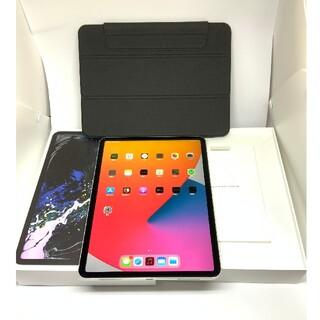 Apple - 美品 iPad Pro 11インチ 64GB シルバー  wifi おまけ付き