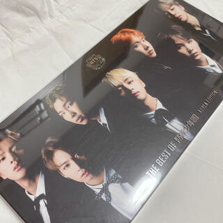 防弾少年団(BTS) - THE BEST OF 防弾少年団 korea edition