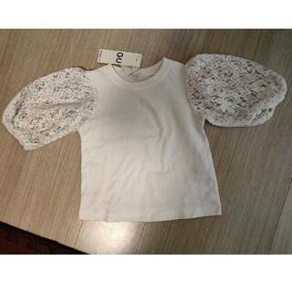 GU - gu GU ジーユー Tシャツ チュニック キッズ 110