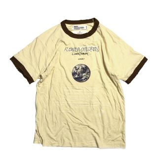 SUNSEA - 【希少】DAIRIKU 21ss Earth Thrift rim tee