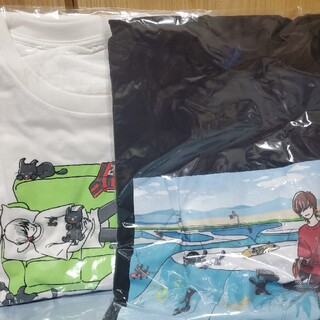Level5 キヨ猫Tシャツセット(キャラクターグッズ)