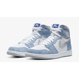 NIKE - NIKE AIR JORDAN 1 HIGH HYPER ROYAL 27.5