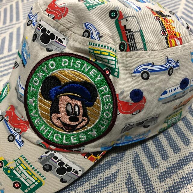 Disney(ディズニー)のディズニーリゾート購入★ミッキーマウス キャップ ボーイズ キッズ/ベビー/マタニティのこども用ファッション小物(帽子)の商品写真