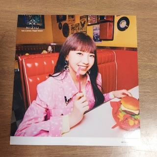 新品未使用 NiziU マユカ ステッカー CD購入特典 新星堂