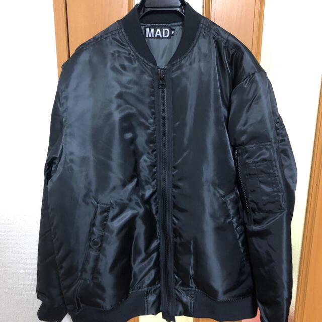 UNDERCOVER(アンダーカバー)のMAD MA-1 メンズのジャケット/アウター(ミリタリージャケット)の商品写真